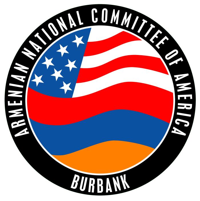 Armenian National Committee of America – BurbankEndorsement
