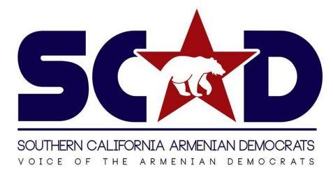 Southern Californian Armenian Democrats –Endorsement
